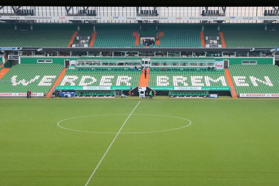 Weser Stadion Stadium Bremen Germany Top Tips Before You Go With Photos