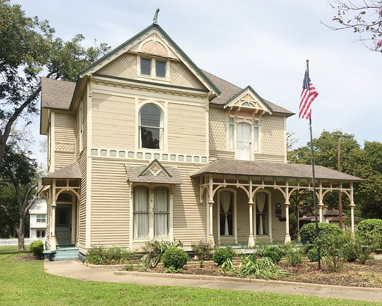 Navasota, TX: The Horlock House