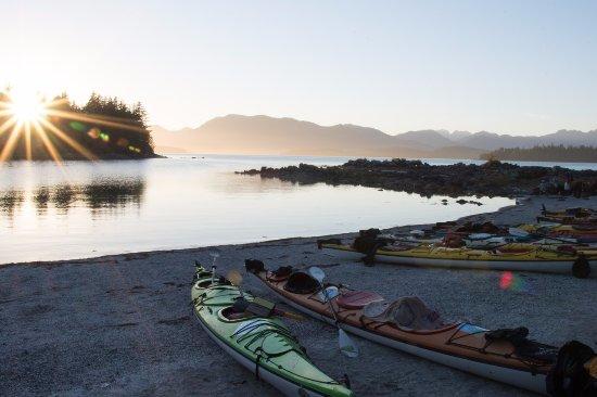 Wildheart Adventures: Sunset in the Broken Islands, BC [July 2017]