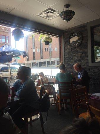 Auburn, Nova York: Parker's Grille & Tap House