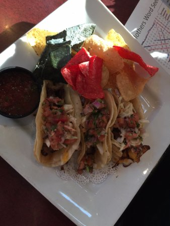 Arnold, MD: Tacos=yum!
