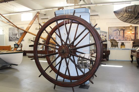 Kingston, NY: Museum Exhibit