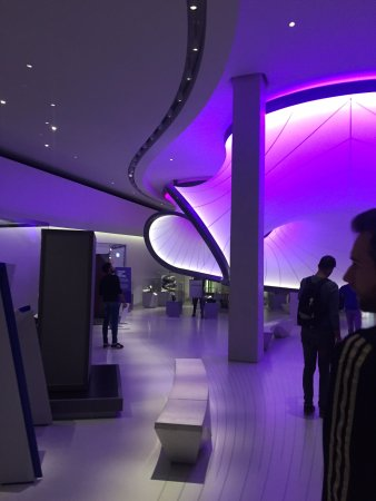 Science Museum: Zaha Hadid designed the maths exhibition interior