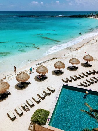 The Westin Resort & Spa, Cancun: View from the Royal Beach Club room