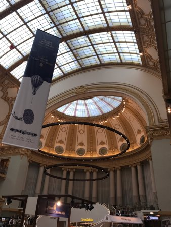 Shopping Stadsfeestzaal : Ceiling