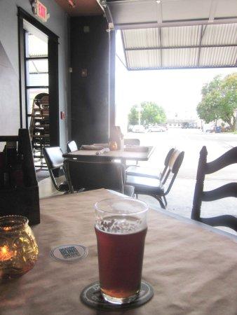 Burlington, NJ: Open Air - Main Diningroom