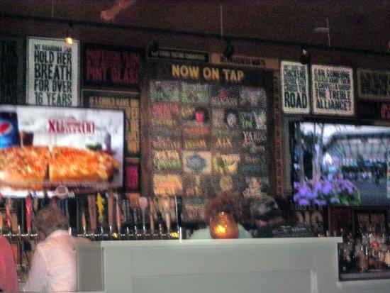 Burlington, Nueva Jersey: Lots of Brew Choices