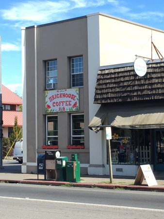 Willits, CA: Brickhouse Coffee