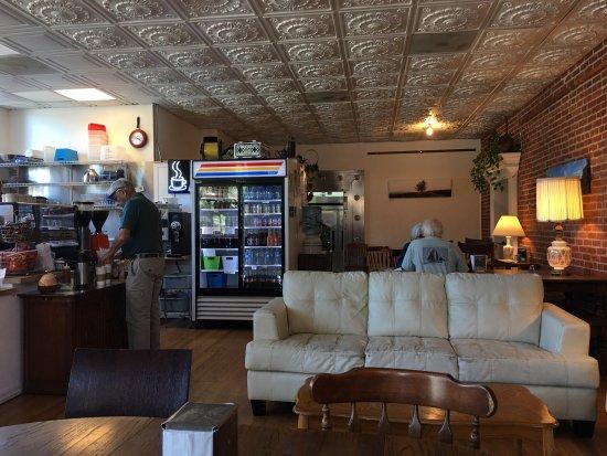 Willits, CA: Brickhouse Coffee