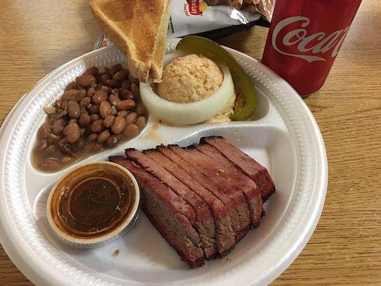 Lamesa, TX: Beef Brisket