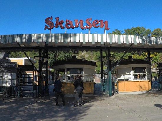 Photo of Skansen in Stockholm, Sö, SE