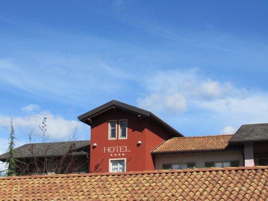 Armeno, Italy: classy spa style resort hotel