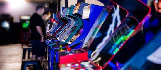 1UP Arcade
