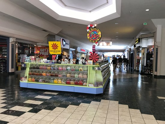 Candy World at Centre at Salisbury