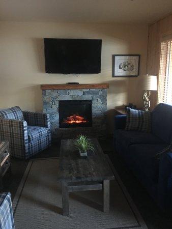 Port Renfrew, Канада: Cozy living room