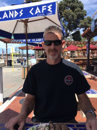 Harbor Greek Cafe Restaurant San Diego Ca