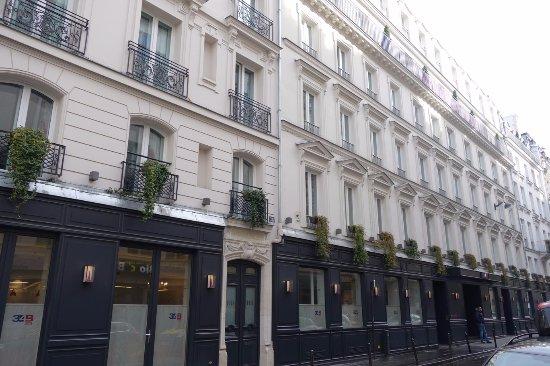 rm 501 picture of hotel 34b astotel paris tripadvisor. Black Bedroom Furniture Sets. Home Design Ideas