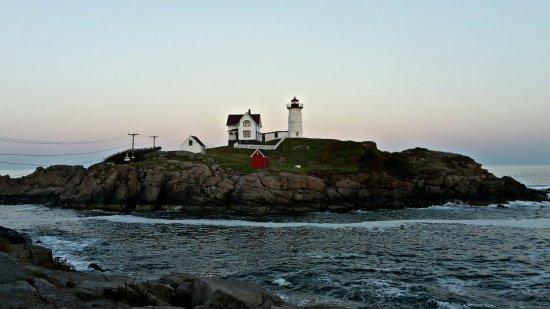 写真Cape Neddick Nubble Lighthouse枚