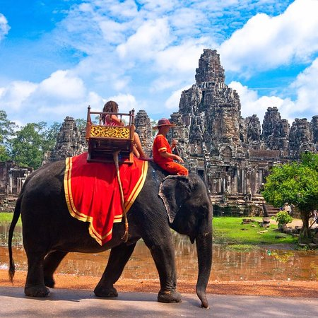 Angkor Holiday Tour