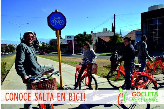 Gocleta Rent A Bike