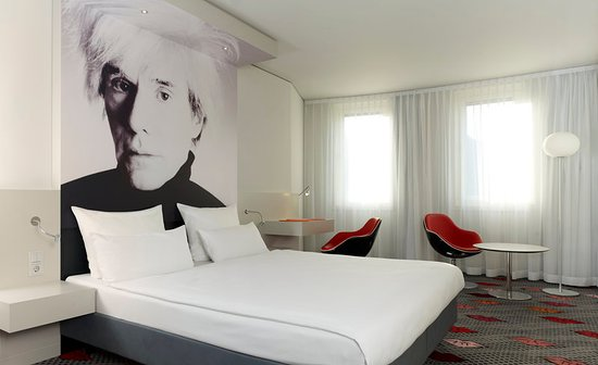 Art'Otel Berlin Kudamm: Art Room XL