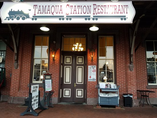 Tamaqua, Pensilvania: Very good dinners served here.