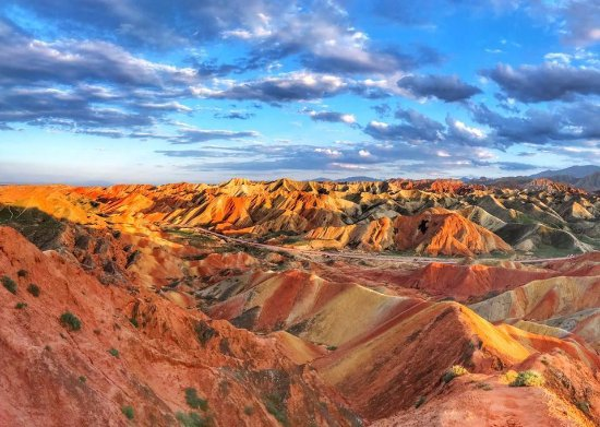 Zhangye Vacations
