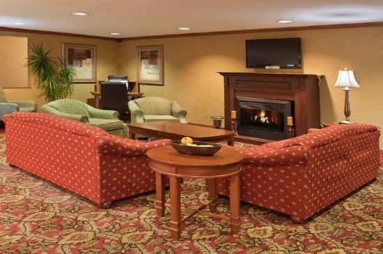 Mount Vernon, OH: Hotel Lobby
