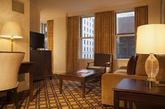 Omni San Francisco Hotel : California Suite