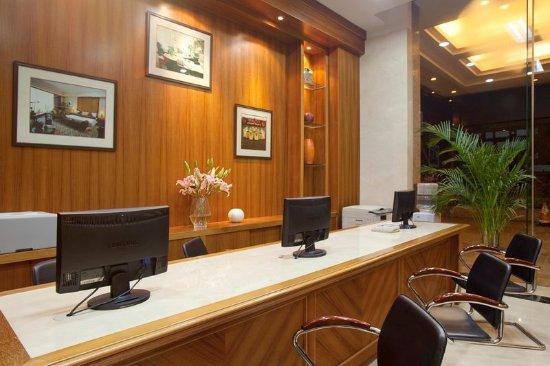 Zhanjiang, Cina: Business Center