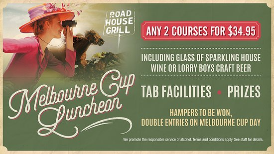 Maroochydore, Australia: Melbourne Cup Luncheon. Contact the Sands Tavern on 54437944 for more details