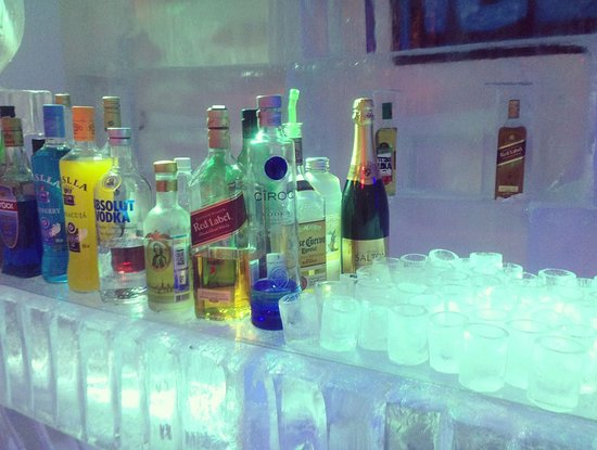 Ice Bar BC Barra Sul