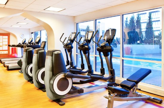 Sheraton Suites Country Club Plaza: Fitness Center