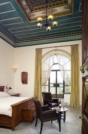 The American Colony Hotel: Deluxe Pasha room