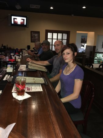 Seekonk, MA: Here are some of our wonderful customers enjoying the bar!