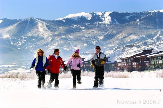 Newpark Resort & Hotel: Newpark Hotel_Lifestyle_Snowshoe