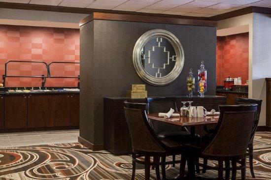 Sheraton Omaha Hotel: Restaurant Buffet II