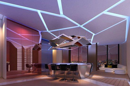 Amman Airport Hotel: Away Spa - Rendering