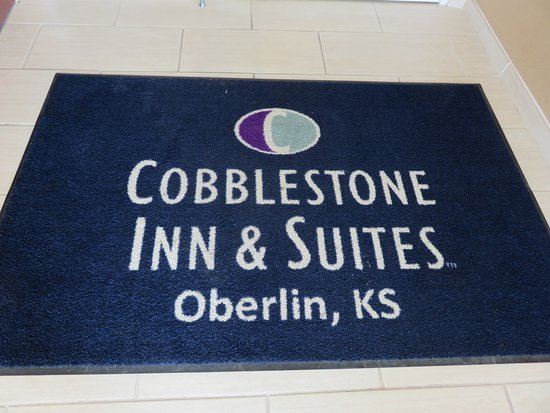 Oberlin, KS: One of my new favorite hotels