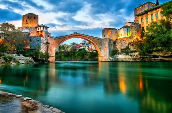 Mostar and Kravice Waterfalls Tour ...