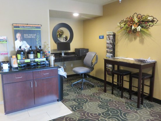 Oberlin, KS: Small business center for guest use