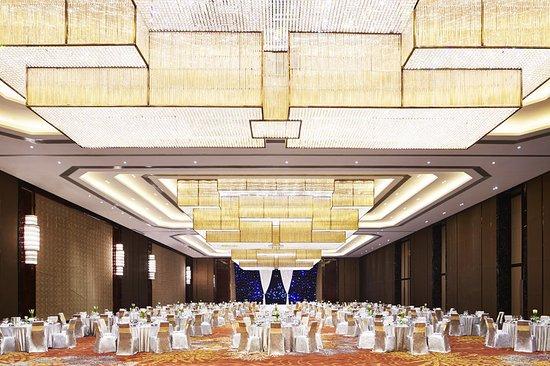 Zhengzhou, China: The Central Grand Ballroom Chinese