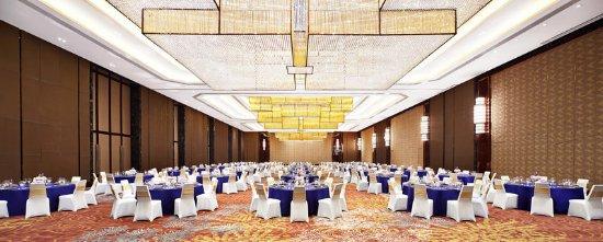 Zhengzhou, China: The Central Grand Ballroom Western