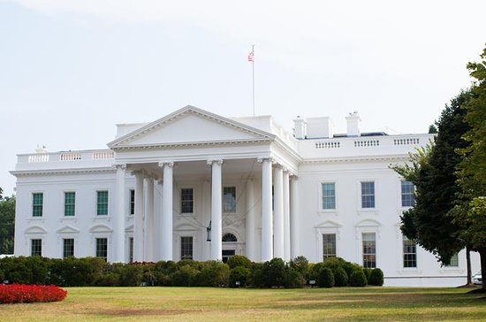 White House Pennsylvania Avenue and...