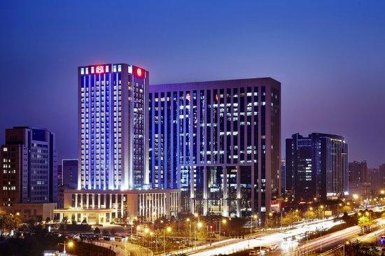 Zhengzhou, China: Exterior