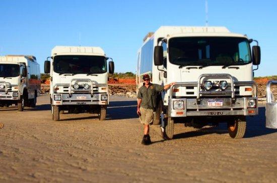 15-dages campingtur fra Broome til...