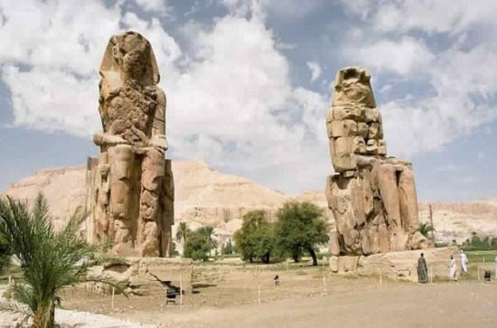 Luxor Private Tour mit privatem ...