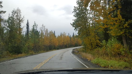 Soldotna, AK: Fall drive on the Kenai Peninsula.