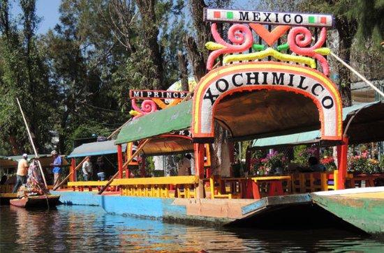 City Tour e Xochimilco