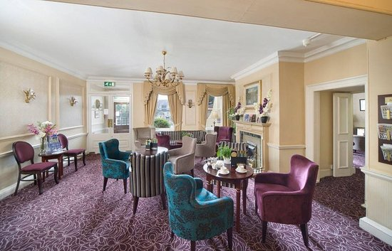The Lansdown Grove Hotel: Lobby
